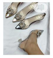 Transparency Sanders For Ladies/Women Available In Different Ways | Shoes for sale in Lagos State, Ikoyi