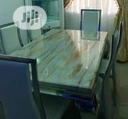 New High Quality Six Seater Marble Dining Table | Furniture for sale in Lagos State, Ajah
