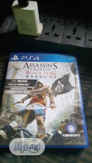 Assassins Creed Blag Flag Ps4 | Video Games for sale in Enugu State, Enugu