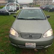 Toyota Corolla LE 2004 Gray | Cars for sale in Lagos State, Isolo