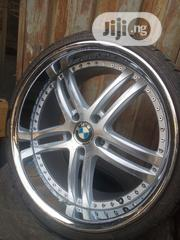 20 Rim For Bmw And Range Rover | Vehicle Parts & Accessories for sale in Lagos State, Mushin