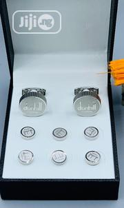 Dunhill Cufflinks And Buttons Set | Clothing Accessories for sale in Lagos State, Surulere