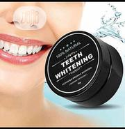 Teeth Whitening Charcoal Powder | Bath & Body for sale in Lagos State, Ojo