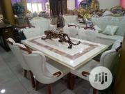 Marble Dining Table 6 Seater | Furniture for sale in Lagos State, Ojo