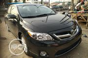 Toyota Corolla 2010 Black | Cars for sale in Lagos State, Agboyi/Ketu