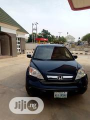 Honda CR-V 2008 2.4 EX Automatic Blue | Cars for sale in Abuja (FCT) State, Durumi