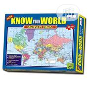 Know The World Game | Books & Games for sale in Lagos State, Amuwo-Odofin