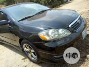 Toyota Corolla 2005 Sedan Automatic Black | Cars for sale in Oyo State, Lagelu
