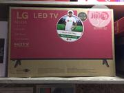 """32"""" LG Television With Free Wall Hanger and Power Surge 
