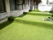 Design Your Studio And Hotel Bars With Green Synthetic Grass | Landscaping & Gardening Services for sale in Lagos State, Ikeja