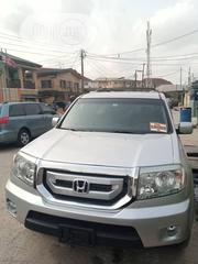 Honda Pilot 2011 Silver | Cars for sale in Lagos State, Surulere