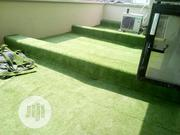 Natural Synthetic Grass Turf For Simple Football Pitch Design | Landscaping & Gardening Services for sale in Lagos State, Ikeja