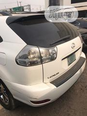 Lexus RX 2007 350 White   Cars for sale in Lagos State, Ikeja
