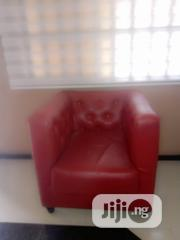 Fairly Used Leather Chairs | Furniture for sale in Delta State, Sapele