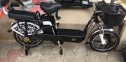 Quality Guaranteed Electric Bicycle With Front Basket | Sports Equipment for sale in Lagos State, Ojo