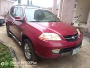 Acura MDX 2003 Red | Cars for sale in Akwa Ibom State, Uyo