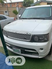 Land Rover Range Rover Sport 2012 White | Cars for sale in Lagos State, Maryland