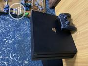 Used Ps4 Pro Black   Video Game Consoles for sale in Lagos State, Ikeja