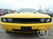 Dodge Challenger 2010 R/T Yellow | Cars for sale in Abuja (FCT) State, Wuye