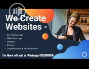 Let'S Create a Website for Your Business | Computer & IT Services for sale in Lagos State, Victoria Island