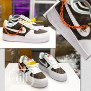 New Quality Male Nike Airforce Canvas Is Available | Shoes for sale in Lagos State, Lagos Island