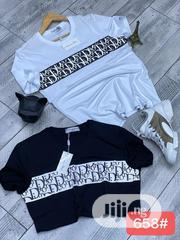 Dior Designers T-Shirt | Clothing for sale in Lagos State, Ikeja