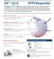 Cup Shaped FFP2 Respirator | Hand Tools for sale in Lagos State, Ikeja