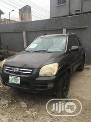 Kia Sportage 2007 Brown   Cars for sale in Lagos State, Surulere