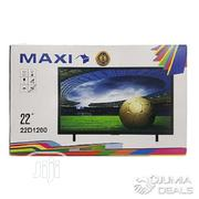 Maxi 22 Inches Television – D1200 | TV & DVD Equipment for sale in Abuja (FCT) State, Central Business District