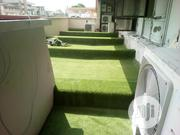 Astro Synthetic Turf Grass Installation For Ikeja Clinic Balcony | Landscaping & Gardening Services for sale in Lagos State, Ikeja