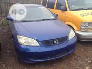 Honda Civic 2004 Blue   Cars for sale in Lagos State, Isolo