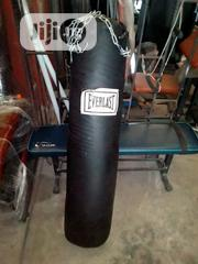 40kg Everlast Punching Bag | Sports Equipment for sale in Lagos State, Surulere