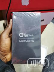New LG G8X Thinq 128 GB Black   Mobile Phones for sale in Lagos State, Ikeja
