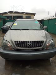 Lexus RX 2000 Silver | Cars for sale in Lagos State, Agege