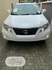 New Lexus RX 350 2010 White | Cars for sale in Lagos State, Ikorodu