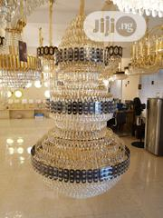 Crystal Chandelier Gold | Home Accessories for sale in Lagos State, Ojo