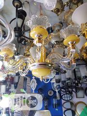 Led Chandelier Gold | Home Accessories for sale in Lagos State, Ojo