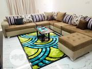 Sofa Chairs Complete7sitter Set With Unique Throw Pillows   Home Accessories for sale in Lagos State, Ikeja