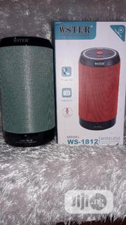 Wireless Portable Speaker- Big Bluetooth Speaker | Audio & Music Equipment for sale in Lagos State, Ikotun/Igando