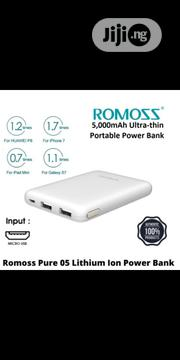 Romoss Power Bank 5000mah | Accessories for Mobile Phones & Tablets for sale in Lagos State, Yaba