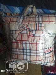 Quality Designer Duvet Complete Set 6 By 7 With 4pillow Case | Home Accessories for sale in Lagos State, Lagos Island