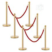 Stanchion Queue Barrier Installation In Nigeria By Teso Tech | Building & Trades Services for sale in Abuja (FCT) State, Apo District