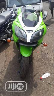 Kawasaki Ninja ZX6R 2002 Green | Motorcycles & Scooters for sale in Abuja (FCT) State, Wuse 2