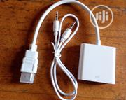 HDMI to VGA Adapter | Accessories & Supplies for Electronics for sale in Lagos State, Ikeja
