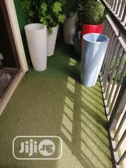 DIY Artificial Grass Installation For Front Office Complex | Landscaping & Gardening Services for sale in Lagos State, Ikeja