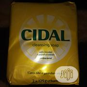Cidal Natural Antibacterial Soap 2 X 125g | Bath & Body for sale in Lagos State, Oshodi-Isolo
