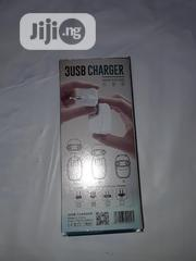 Emy Fast Charger With 2in1 Charging Ports | Accessories & Supplies for Electronics for sale in Lagos State, Ikeja