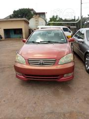 Toyota Corolla 2004 1.4 D Automatic Red | Cars for sale in Anambra State, Nnewi
