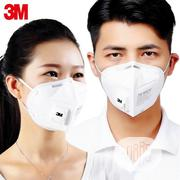 3MTM Auratm Disposable Respirator, FFP3, Valved, 9332+ | Hand Tools for sale in Lagos State, Ikeja