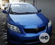 Toyota Corolla 2010 Blue | Cars for sale in Lagos State, Ojodu